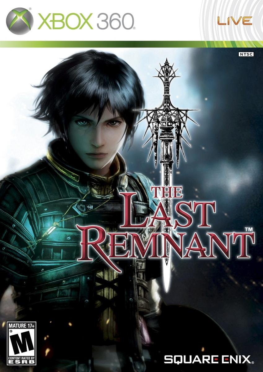 The Last Remnant 2008 Xbox 360 SotMarket.ru 920.000