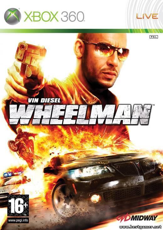 Wheelmanl 2009 Xbox 360 SotMarket.ru 1250.000