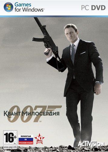 007: Квант милосердия 2008 PC SotMarket.ru 730.000