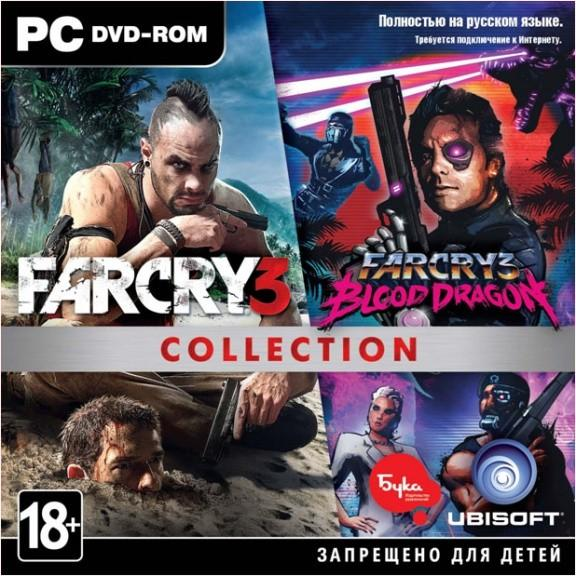 Far Cry 3 + Far Cry 3 Blood Dragon Collection 2014 PC SotMarket.ru 920.000