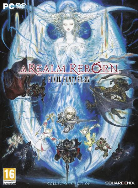Final Fantasy XIV: A Realm Reborn. Collector's Edition 2013 PC SotMarket.ru 2700.000