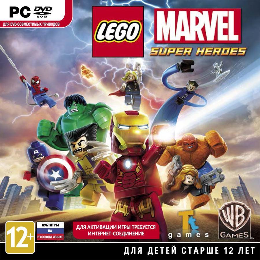 LEGO Marvel Super Heroes 2013 PC SotMarket.ru 750.000
