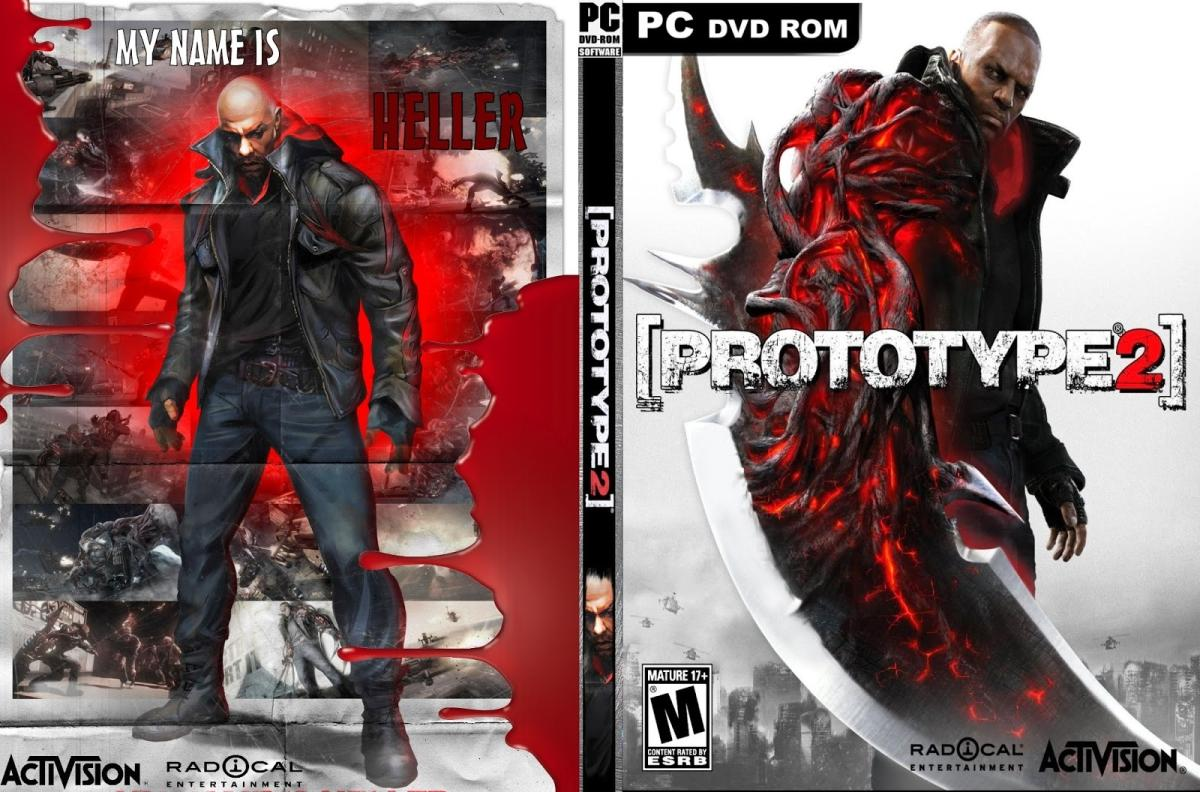 Prototype 2 2010 PC SotMarket.ru 1150.000