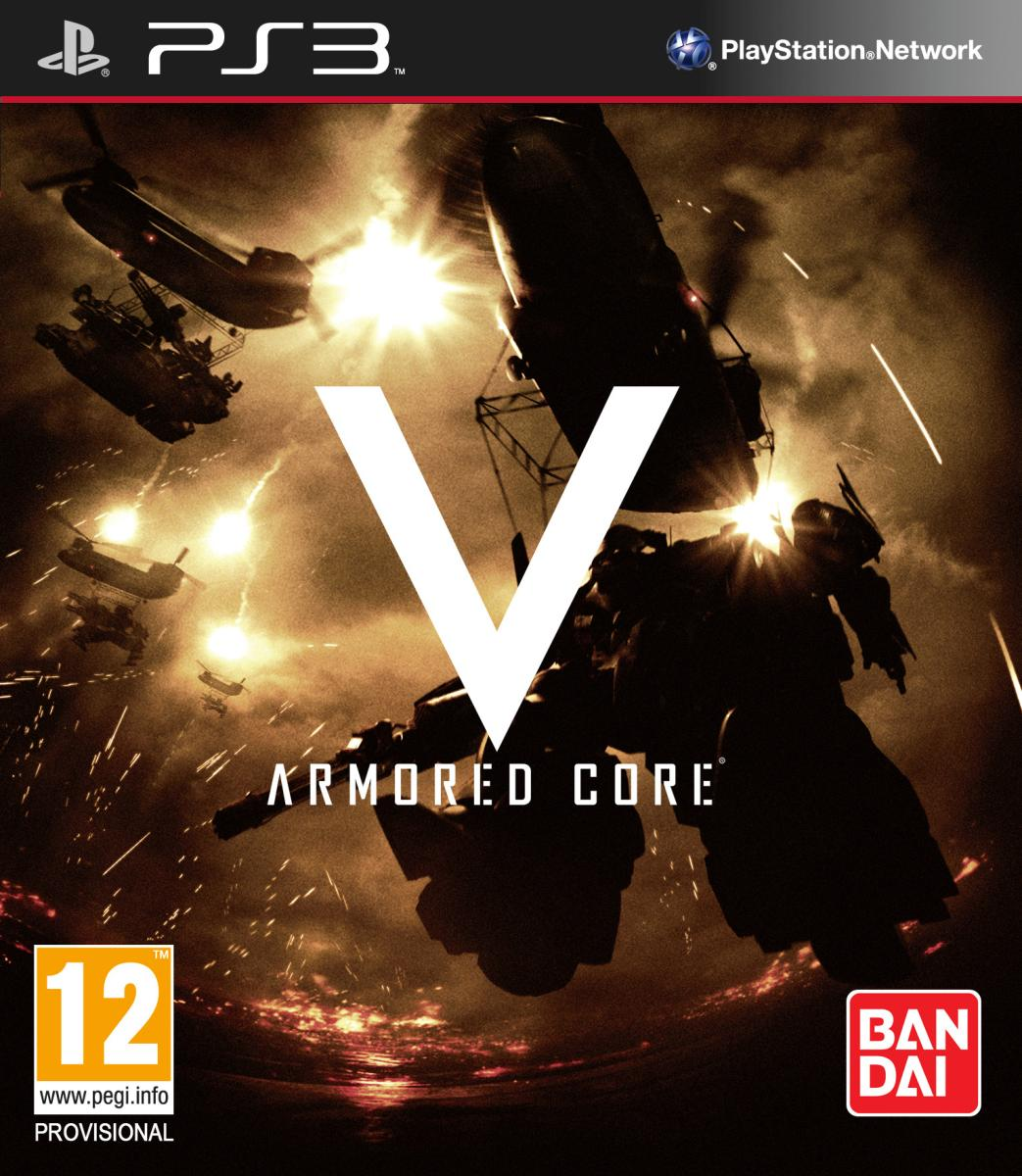 Armored Core V 2012 PS3 SotMarket.ru 2500.000