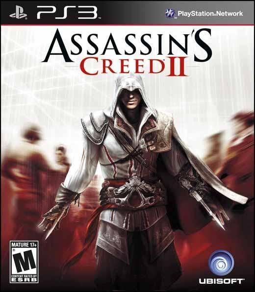 Assassin's Creed II 2009 PS3 SotMarket.ru 1480.000