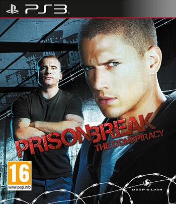 Prison Break: The Conspiracy 2010 PS3 SotMarket.ru 1400.000