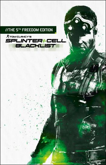 Tom Clancy's Splinter Cell: Blacklist Upper Echelon Edition 2013 PS3 SotMarket.ru 2300.000