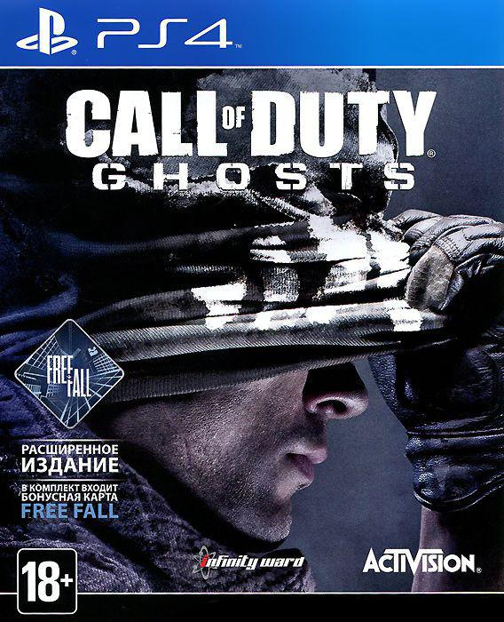 Call of Duty Ghosts Free Fall Edition 2013 PS4 RUS DOC SotMarket.ru 3000.000