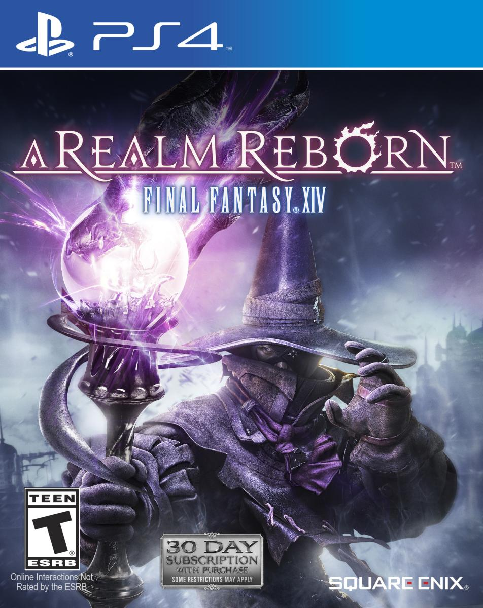 Final Fantasy XIV: A Realm Reborn. Collector's Edition 2013 PS4 SotMarket.ru 4000.000