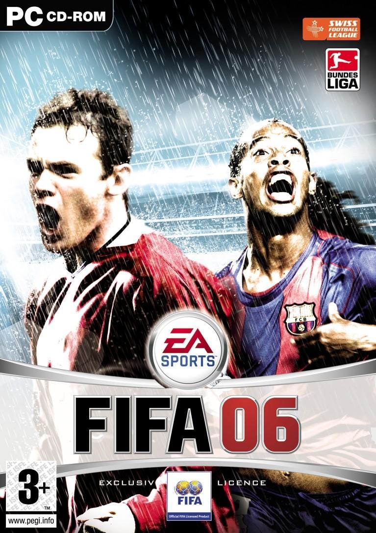 FIFA 06 2005 PSP SotMarket.ru 2020.000