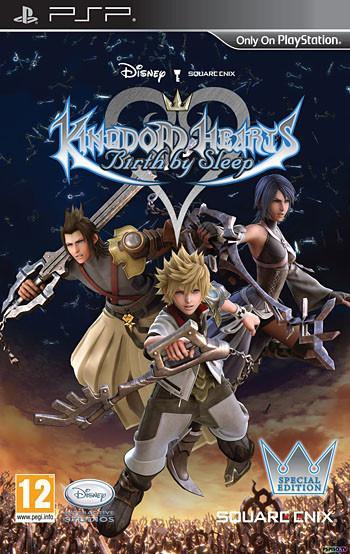 Kingdom Hearts Birth By Sleep Collectors Edition 2010 PSP SotMarket.ru 1400.000