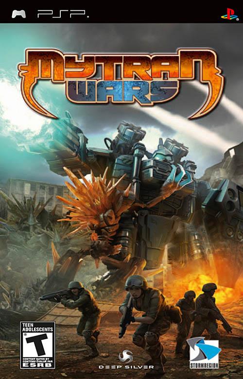 Mytran Wars 2009 PSP SotMarket.ru 1150.000
