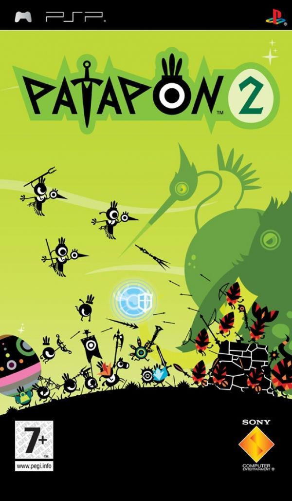 Patapon 2 2009 PSP SotMarket.ru 1170.000
