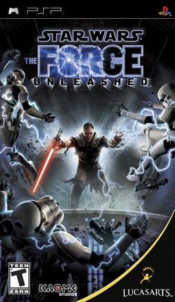 Star Wars the Force Unleashed 2008 PSP SotMarket.ru 1190.000