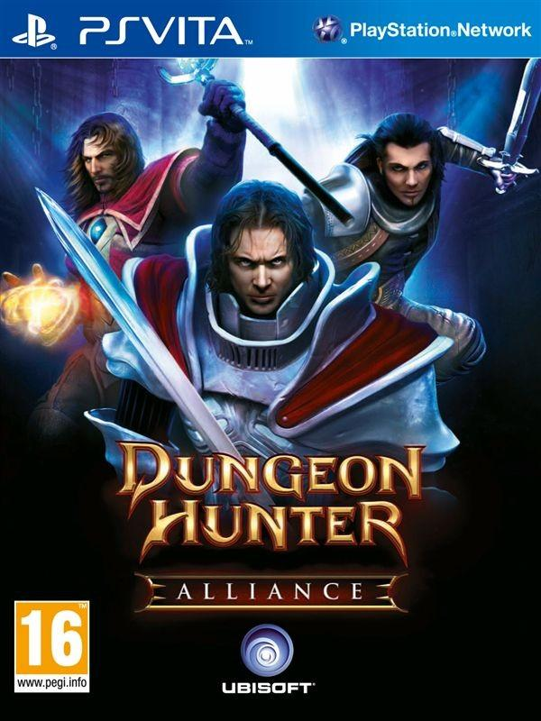 Dungeon Hunter: Alliance 2012 PSVita