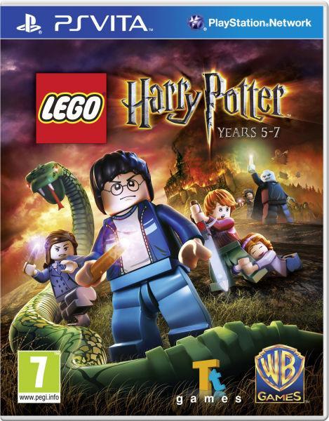 LEGO Гарри Поттер: годы 5-7 2012 PSVita