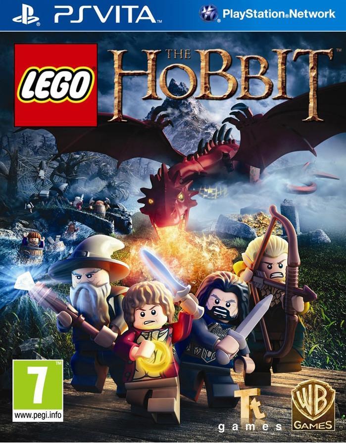 LEGO Хоббит 2014 PSVita