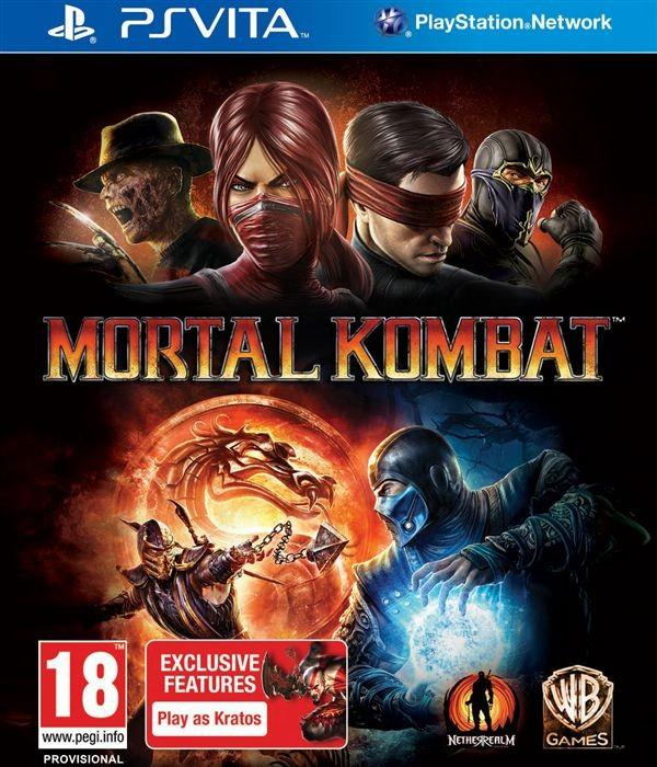 Mortal Kombat 2012 PSVita SotMarket.ru