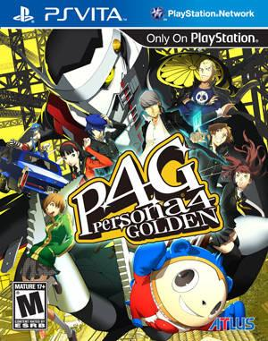 Person 4 Golden 2012 PSVita
