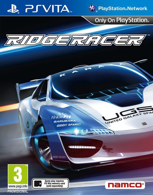 Ridge Racer 2012 PSVita