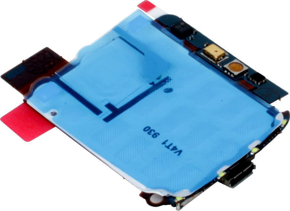 Подложка клавиатуры для Nokia 6700 Classic с вибромотором и разъемом зарядки ORIGINAL SotMarket.ru 817.000