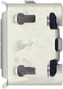 Разъем (коннектор) MicroUSB для Nokia Asha 200 ORIGINAL SotMarket.ru 160.000