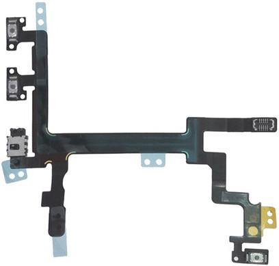 Шлейф для Apple iPhone 5 с кнопкой on / off и клавишей Silent ORIGINAL SotMarket.ru 920.000