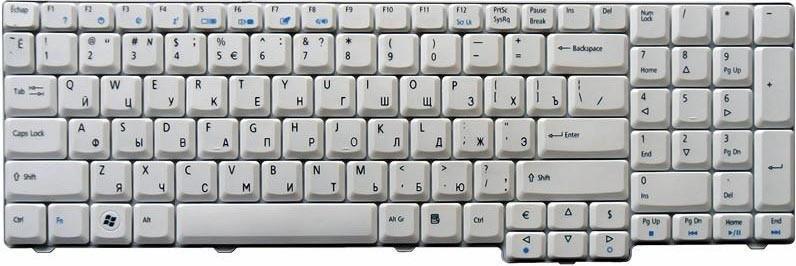 Клавиатура для Acer Aspire 7730