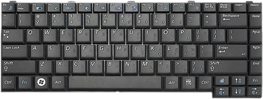 Клавиатура для Samsung R410P TopON TOP-77215