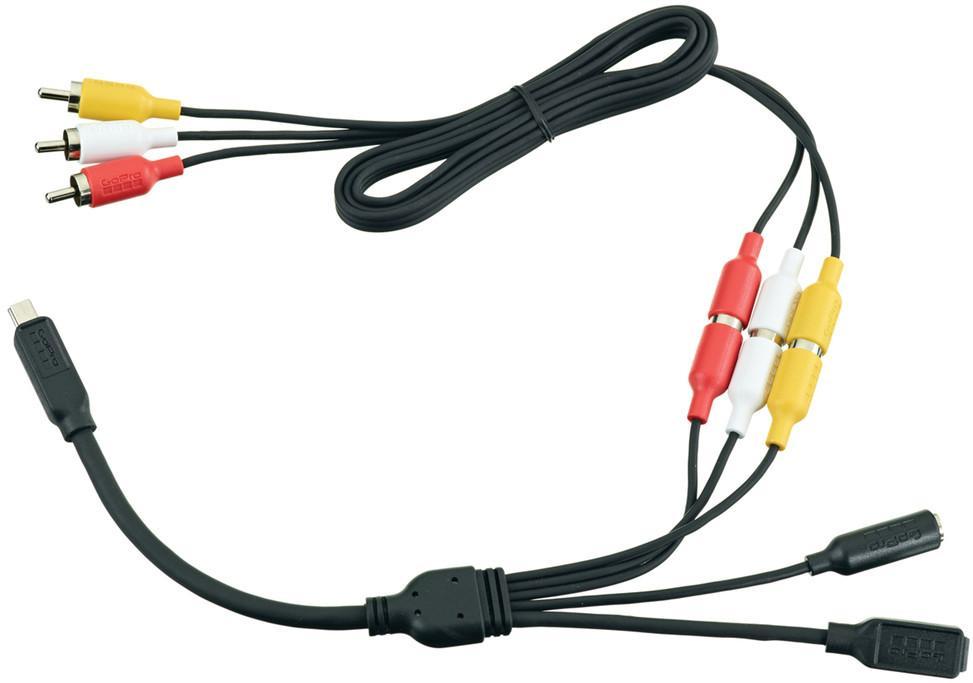 Мультимедийный AV кабель для GoPro HD Hero 3 ANCBL-301 ORIGINAL SotMarket.ru 2420.000