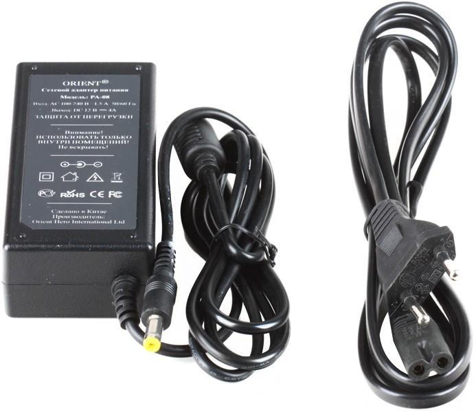 Универсальное зарядное устройство Orient PA-08 SotMarket.ru 1230.000