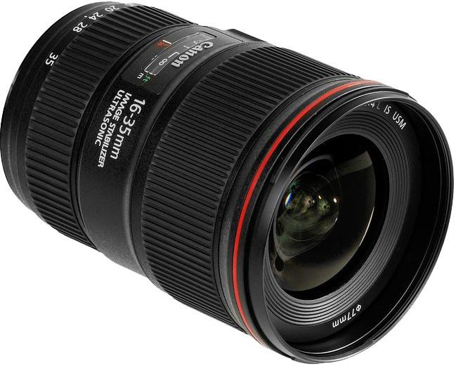 Canon EF 16-35mm F/4L IS USM SotMarket.ru 52080.000