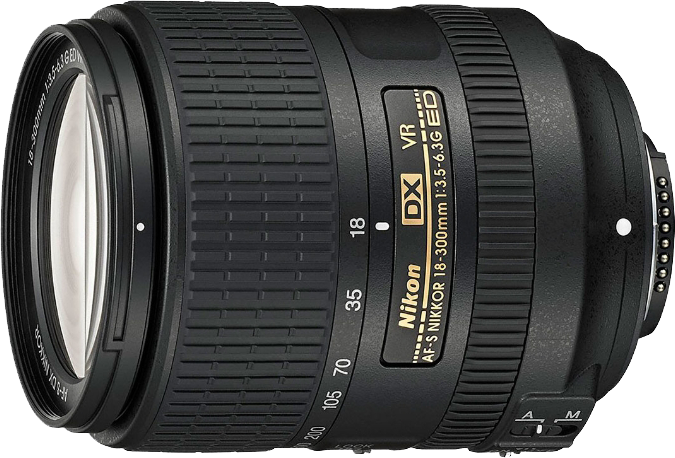 Nikon 18-300mm F/3.5-6.3G ED AF-S VR DX SotMarket.ru 30390.000