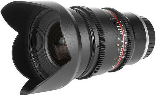 Samyang 16mm T2.2 ED AS UMC CS VDSLR Canon EF SotMarket.ru 18860.000