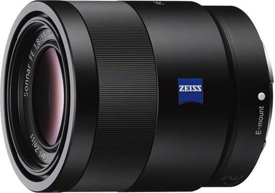 Sony Carl Zeiss Sonnar T* SEL-55F18Z 55mm F/1.8 ZA SotMarket.ru 39990.000