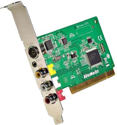PCI TV/FM тюнер AVerMedia Technologies AVerTV Express 009 SotMarket.ru 2300.000