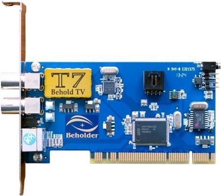PCI TV/FM тюнер Beholder Behold TV T7 SotMarket.ru 4770.000