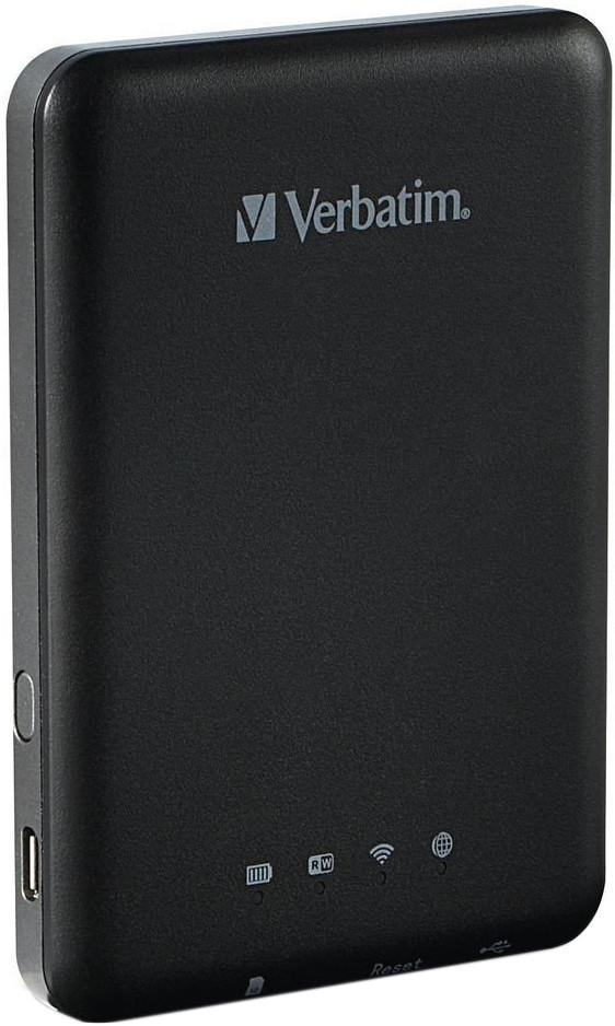 Card Reader Verbatim MediaShare Wireless 98243 SotMarket.ru 2410.000