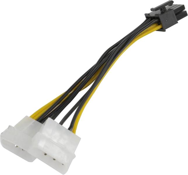 Переходник 2хMolex-PCI-E 8pin Orient C392 SotMarket.ru 440.000