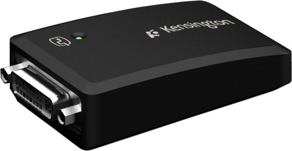 Адаптер USB-DVI Kensington Universal Multi-Display Adapter