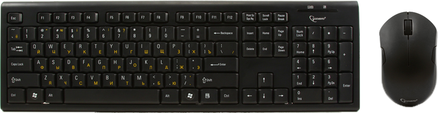 Комплект Gembird KBS-7000 (клавиатура+мышь) USB SotMarket.ru 1300.000