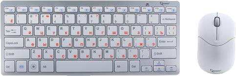 Комплект Gembird KBS-7001 (клавиатура+мышь) USB SotMarket.ru 1340.000