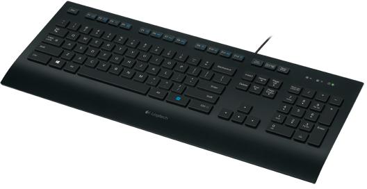 Logitech Corded Keyboard K280e USB SotMarket.ru 1330.000