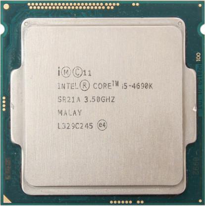 Intel Core i5-4690K Devil's Canyon (3500MHz, LGA1150, L3 6144Kb) OEM SotMarket.ru 10540.000