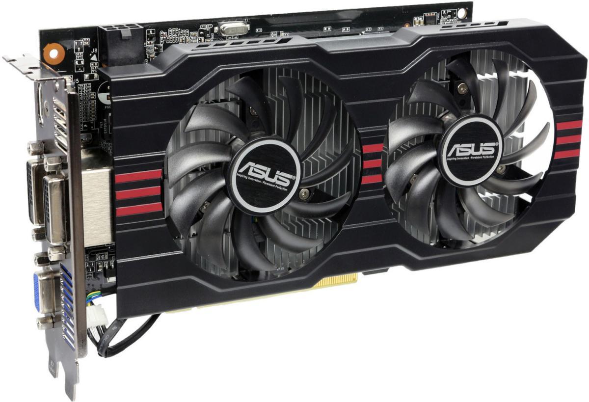 Asus GeForce GTX 750 Ti GTX750TI-OC-2GD5 PCI-E 3.0 SotMarket.ru