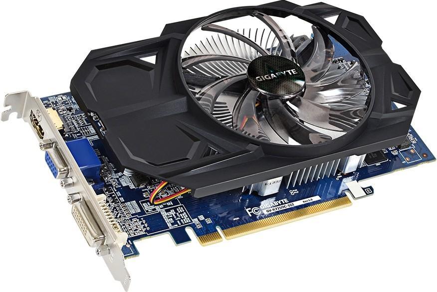 GIGABYTE Radeon R7 250 GV-R725O5-2GI PCI-E 3.0 SotMarket.ru 3330.000