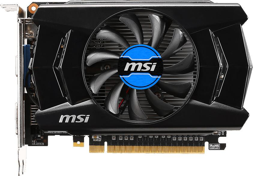 MSI GeForce GTX 750Ti N750Ti-2GD5/OCV1 PCI-E 3.0 SotMarket.ru 6370.000