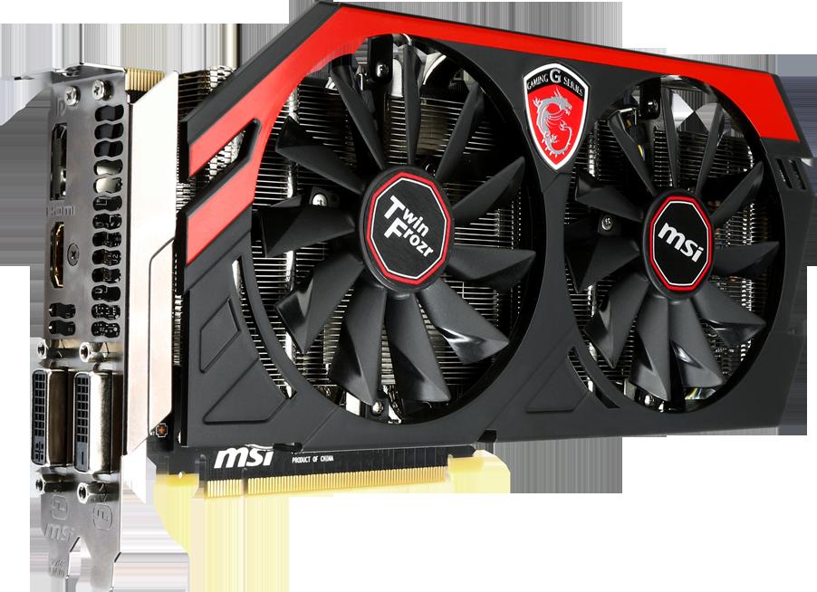 MSI GeForce GTX 780Ti GAMING 3G PCI-E 3.0