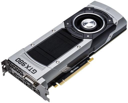 PNY GeForce GTX 980 GF980GTX4GEPB PCI-E