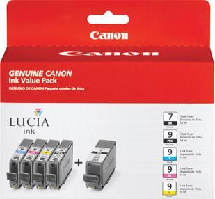Canon PGI-9 PBK/C/M/Y/GY SotMarket.ru 2750.000